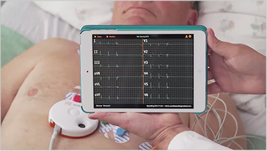 Preparing and Taking a Spaulding Medical ECG